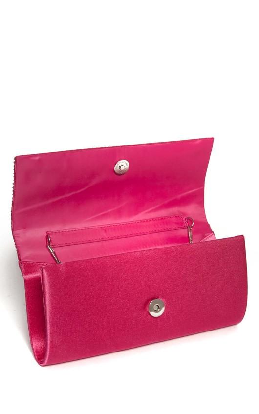 Nera Diamante Clutch Bag
