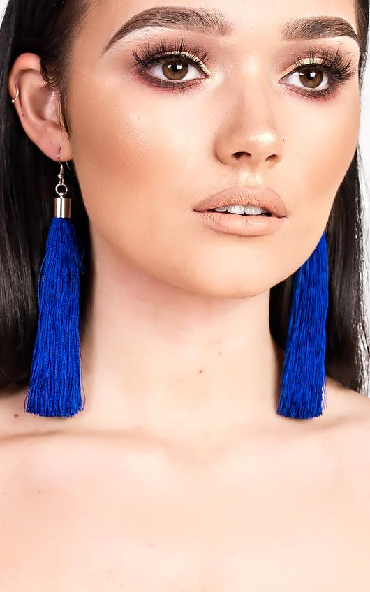Rita Tassel Earrings