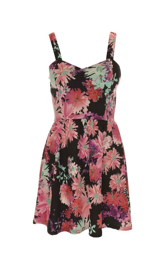 Ivey Floral Skater Dress
