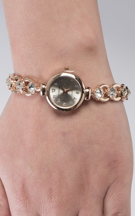 Ren Small Diamante Watch