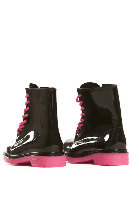 Juno Lace-Up Wellies