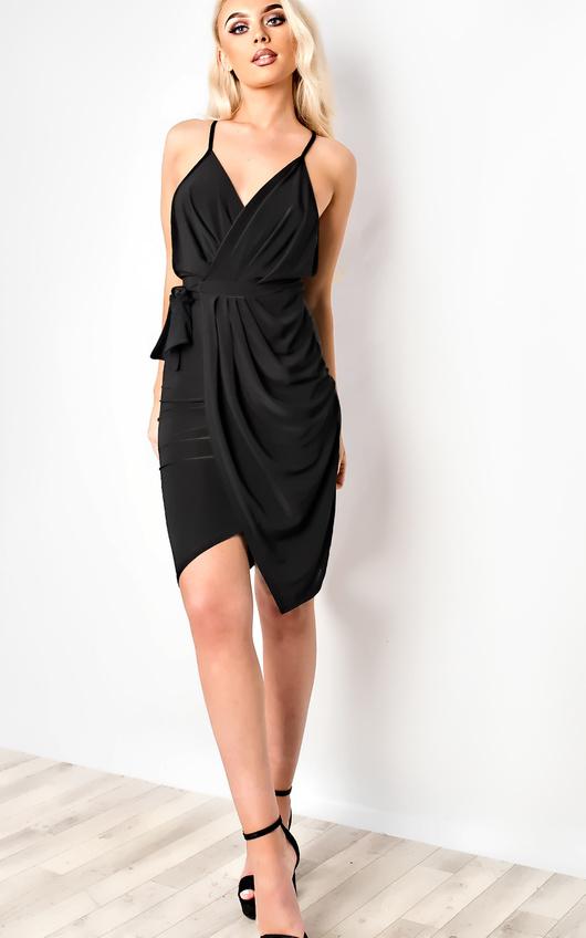 Syden Slinky Midi Dress