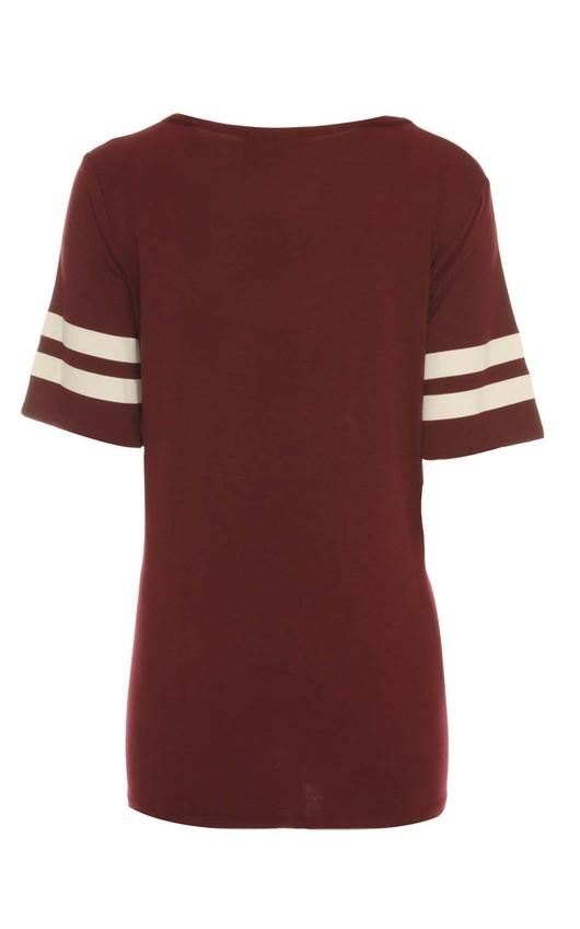 Zola Baseball T-Shirt