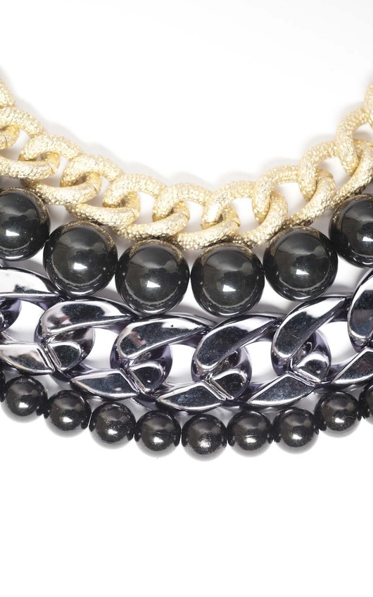 Reyna 4 Style Chain Necklace