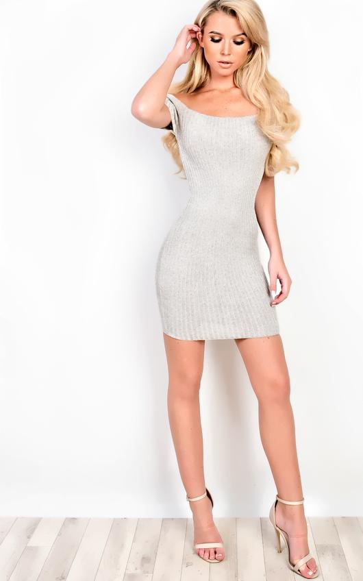 Vivian Knitted Bodycon Dress