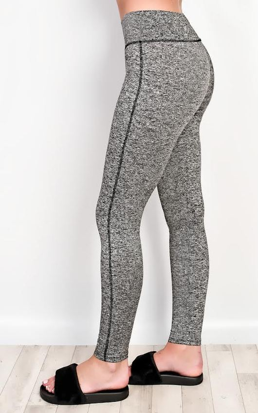 2d7a34972f4d4 Candice Gym Leggings in Grey | ikrush