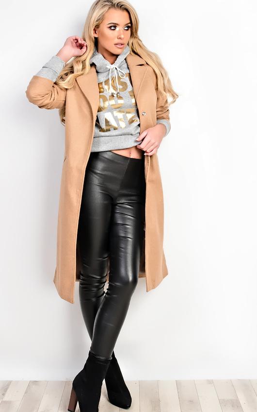 Avani Midi Duster Coat