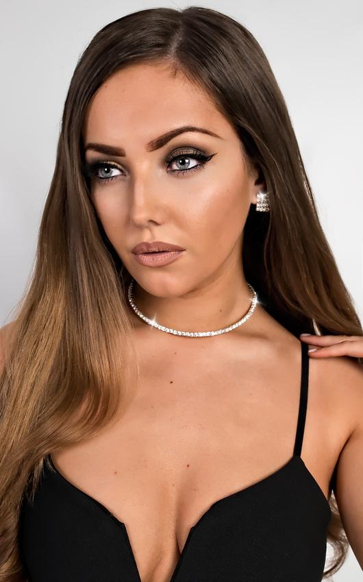Druella Necklace & Earrings Set