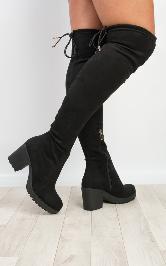 Halvor Knee High Boots