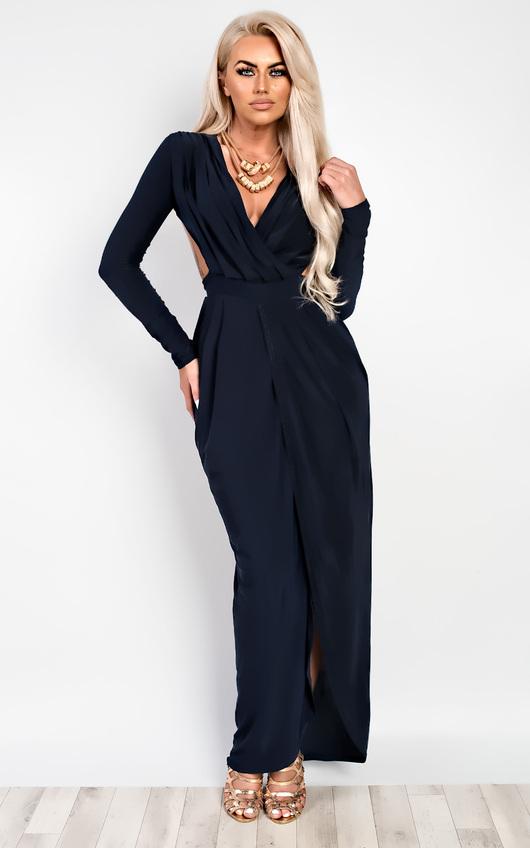 Mitra Bodycon Maxi Dress