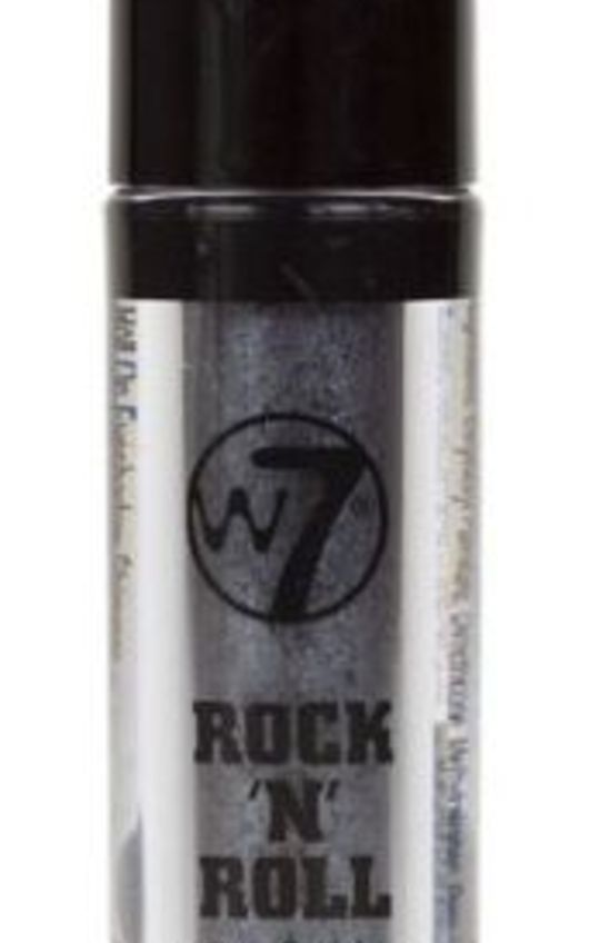 w7 rock n roll eyeshadow shimmer in sixpence