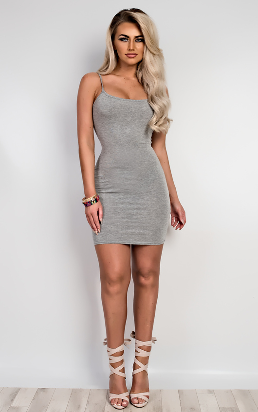 Emily Basic Mini Dress