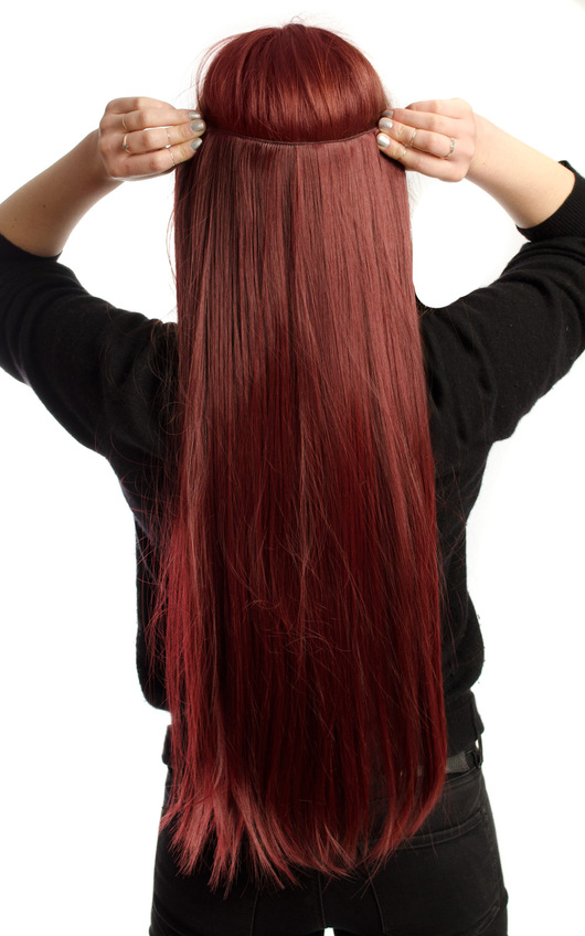 Clip In Hair Extensions - Straight