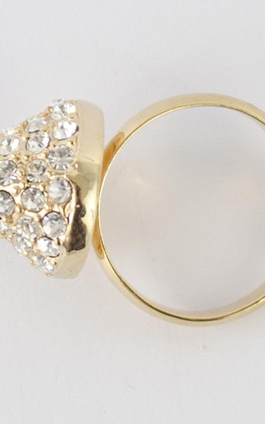 Quintana Diamante Cone Ring