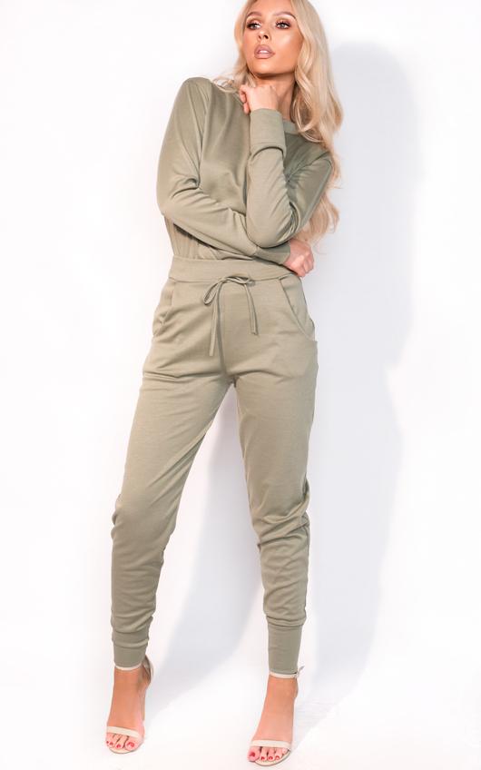 Jade Slim Fit Tracksuit