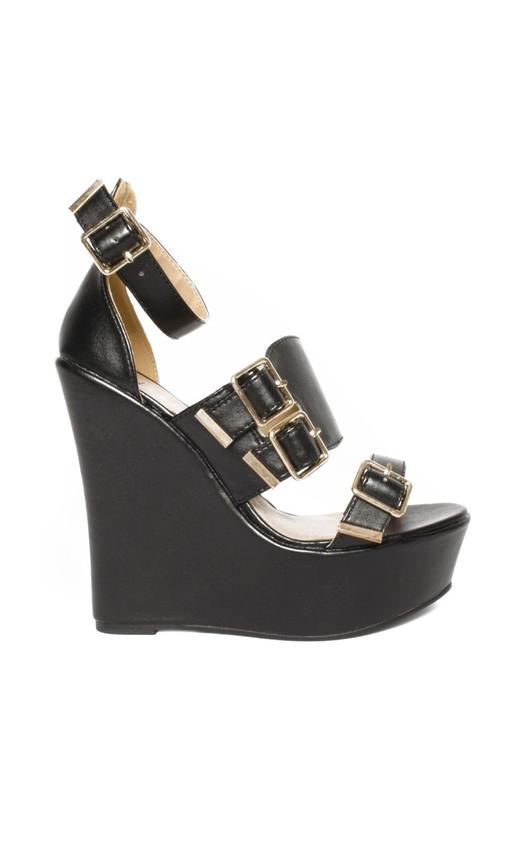Zarah High Platform Sandals