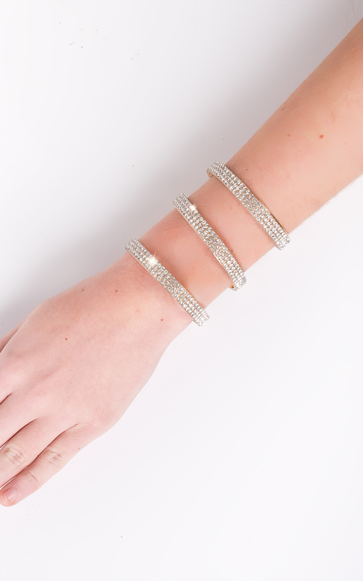 Zoey Diamante Cuff