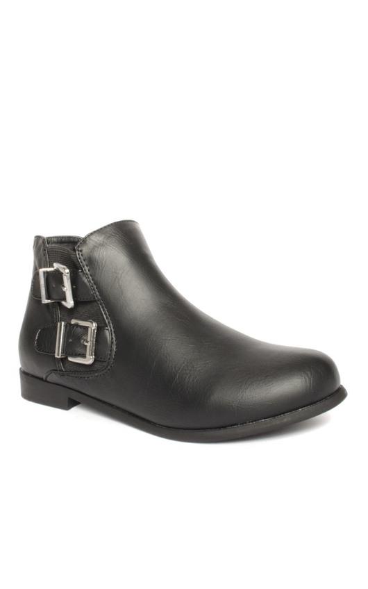 Oria Cute Casual Ankle Boot
