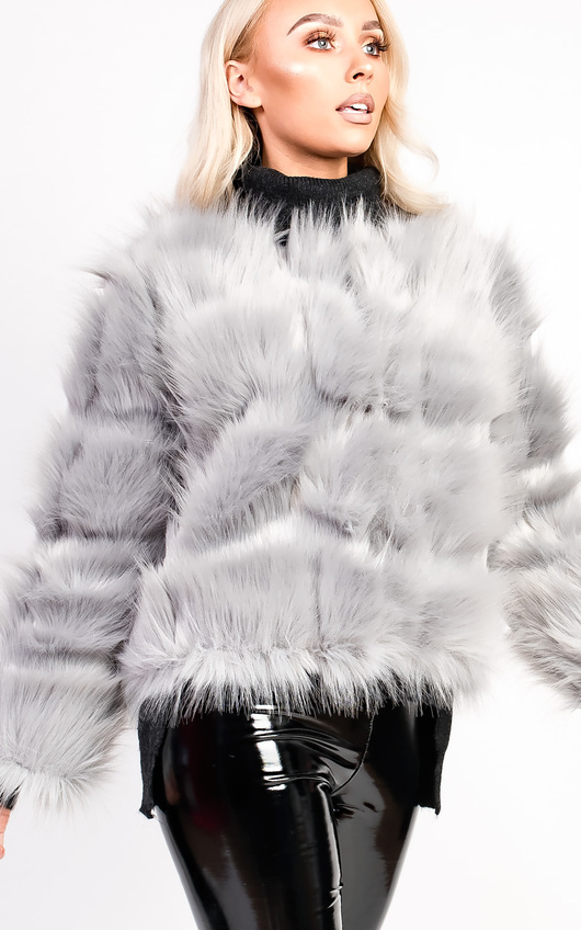 Kara Faux Fur Jacket