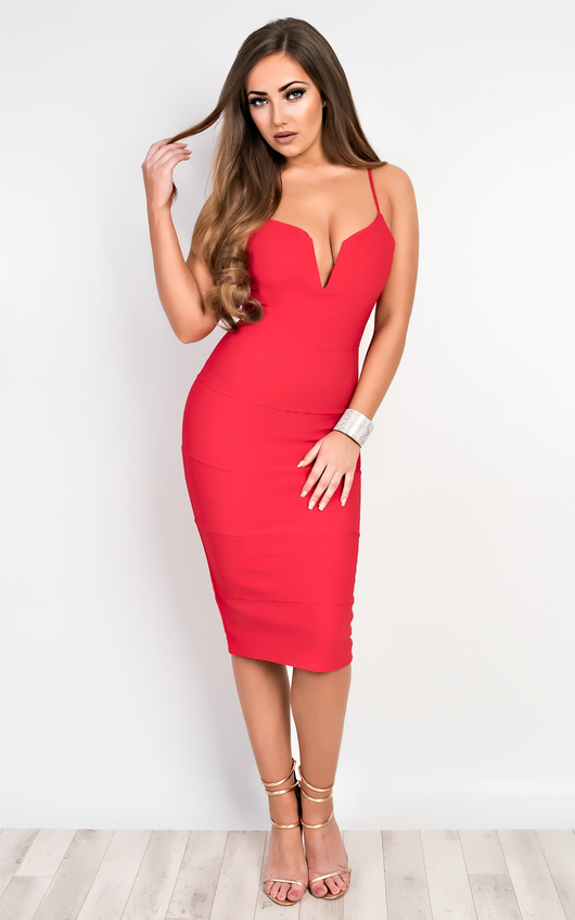 Brynna Bandage Bodycon Dress