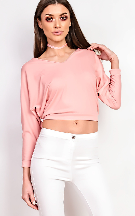 Delphine Crop Top