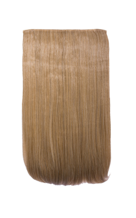Intense Volume Clip In Hair Extensions - Flicky Honey Blonde