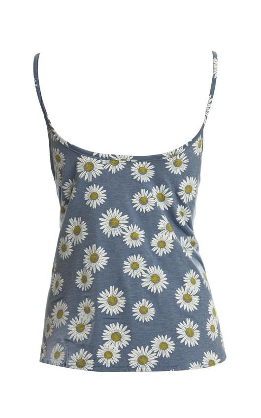 Layla Floral Swing Vest