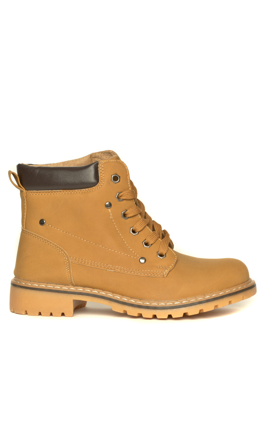 Taria Tan Desert Boots
