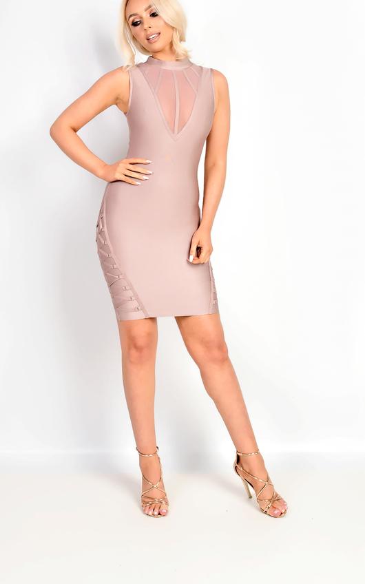 Strada Bandage Dress