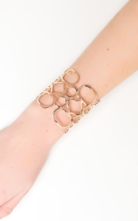 Jeni Statement Cuff