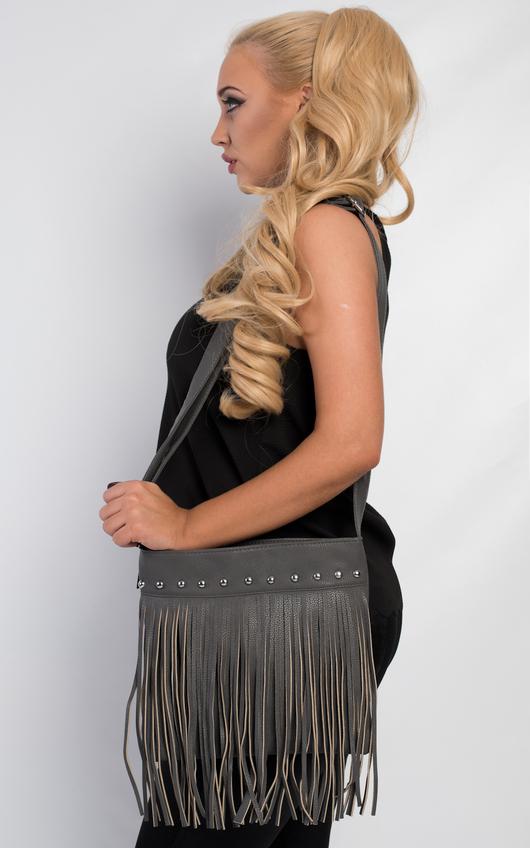 Isolde Tassel Handbag