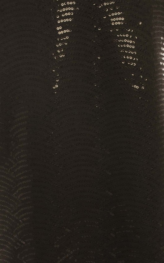 Isha Sequin Bodycon Skirt