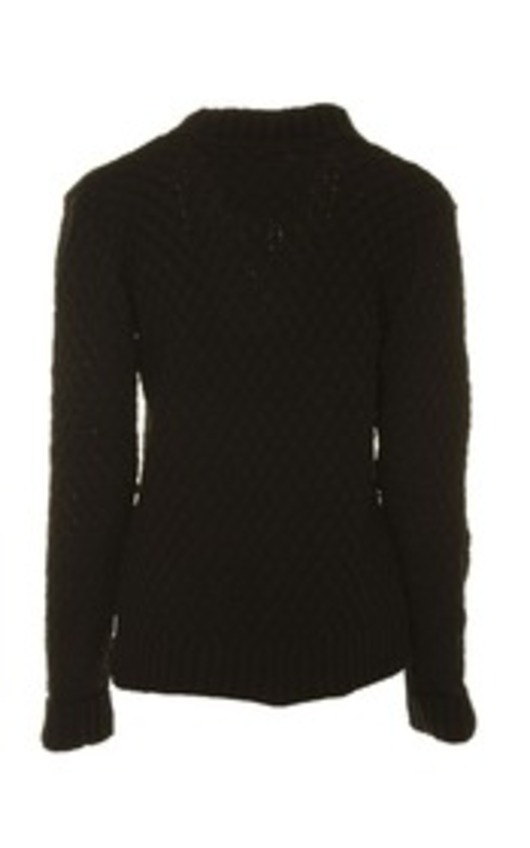 Mikka Chunky Cable Knit Jumper