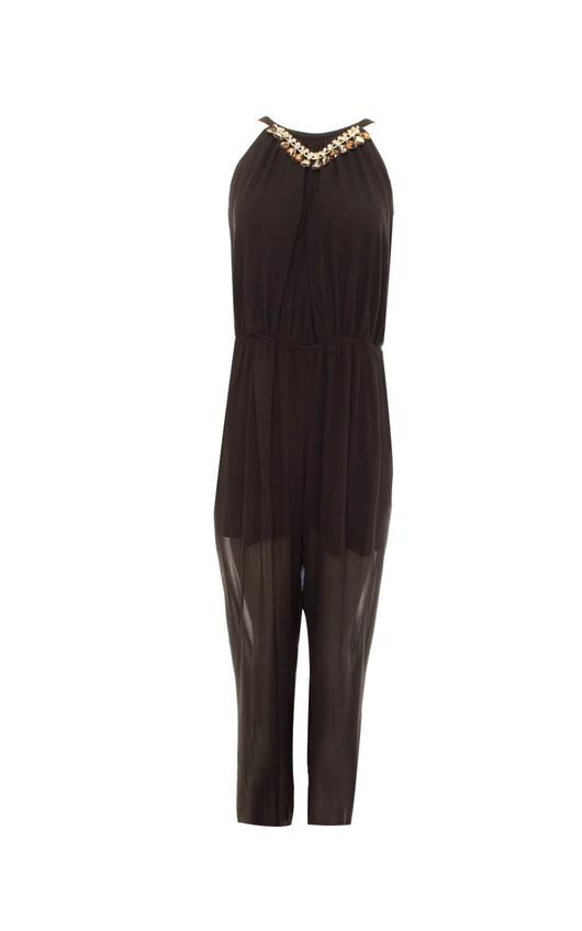 Alethea Embellished Jumpsuit