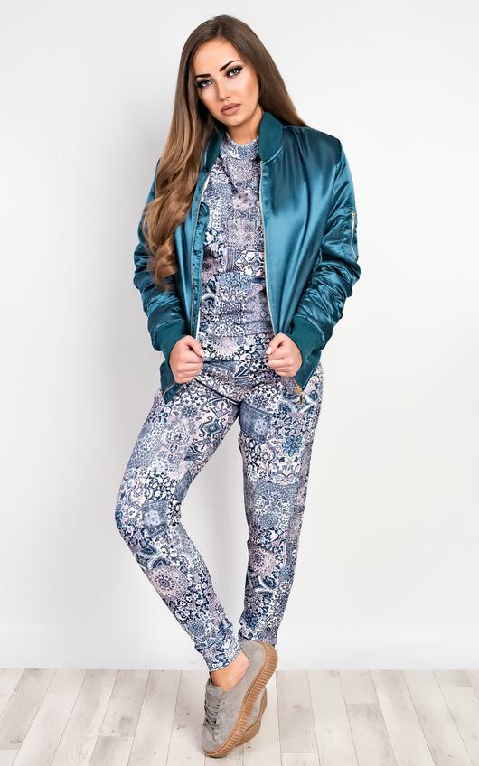Kylie Bomber Jacket