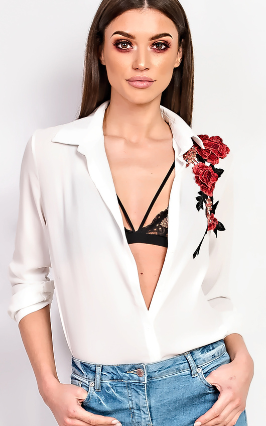 Emilyrose Embroidered Blouse