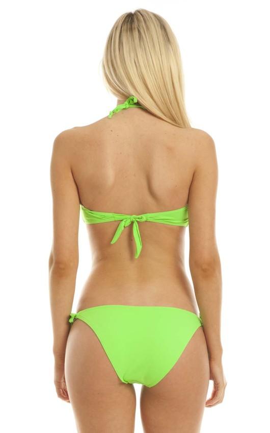 Bianca Neon Green Bikini