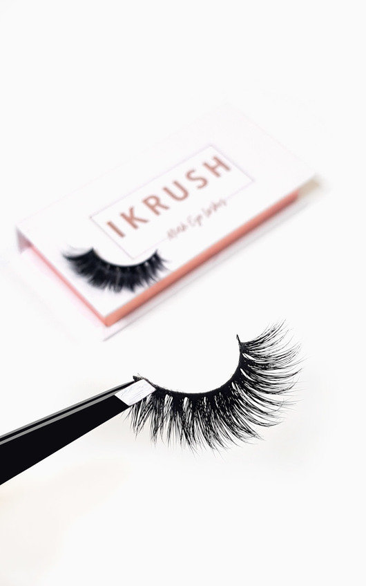 3D Luxury Mink Lashes - Sasha