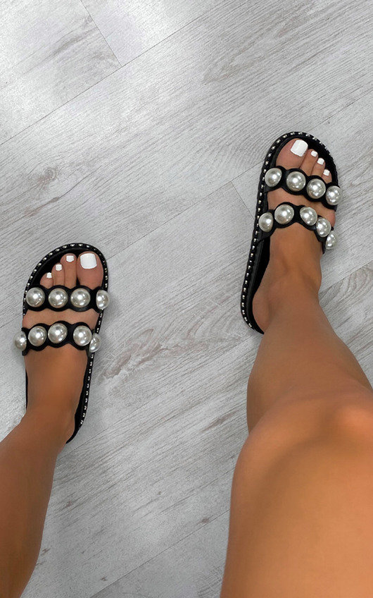 Abby Pearl Sandals