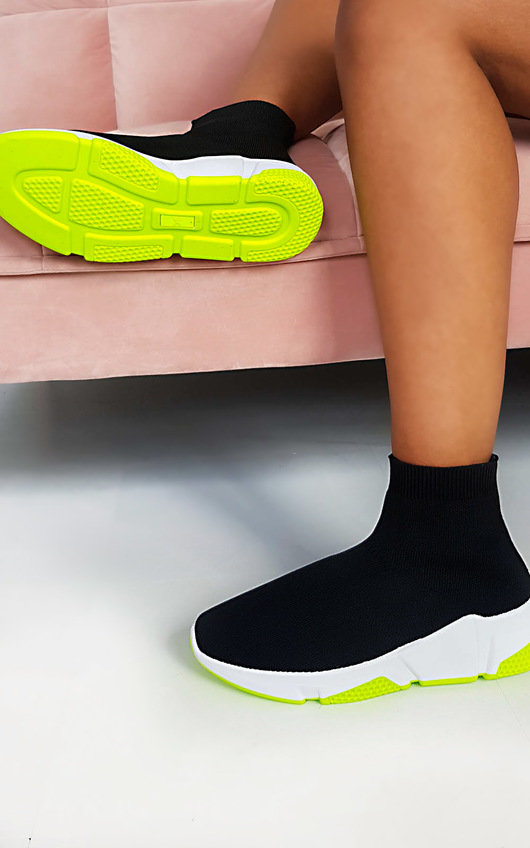 Aileigh Runner Sock Trainer