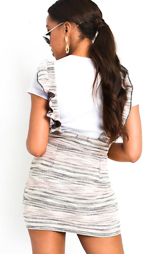 Ailie Pinafore Mini Dress