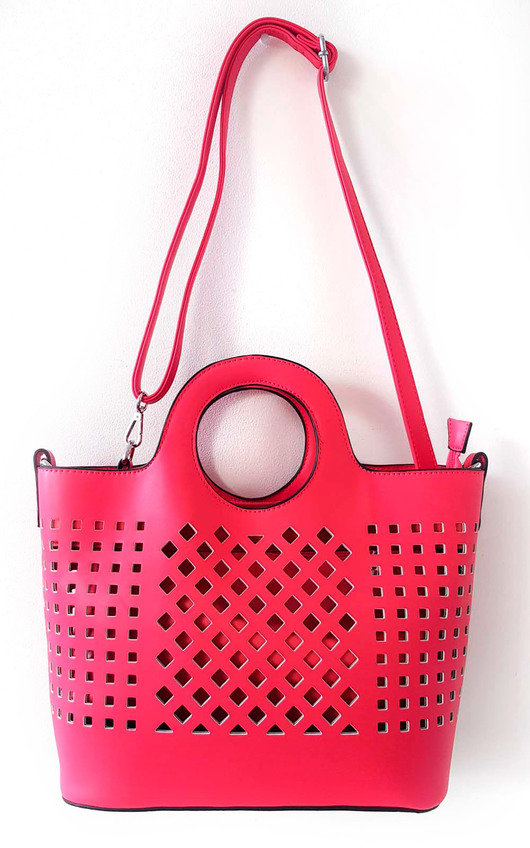 Aimee Two in One Cut Out Handbag