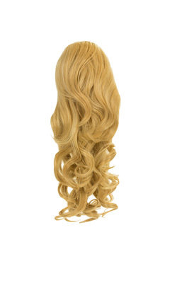 Alea Extreme Volume Curly Clip In Ponytail