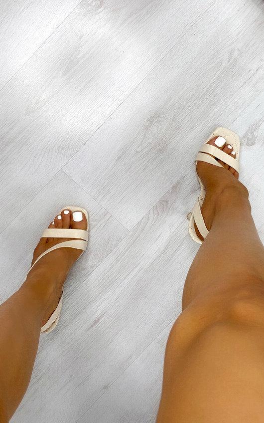 Aleks Strappy Heels