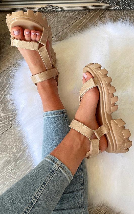 Anastacia Chunky Sandals