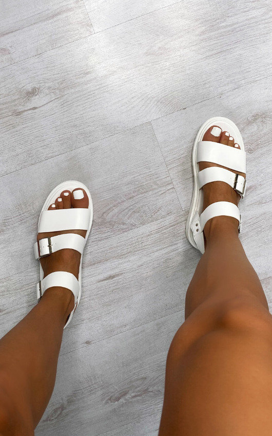 Angie Buckle Sandals