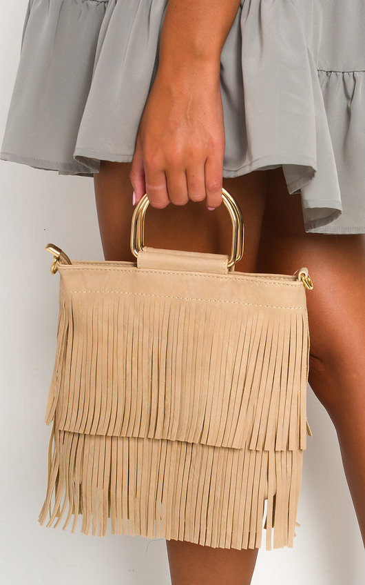 Ani Fringe Tassel Bag