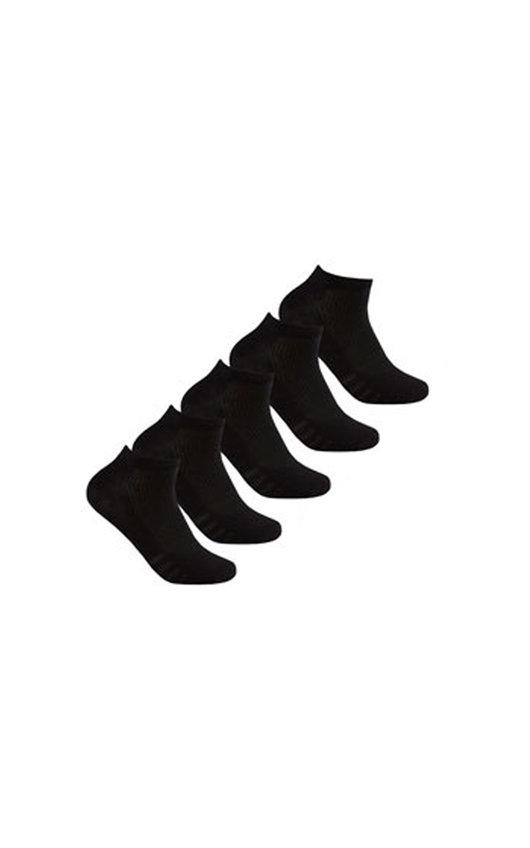 Ankle Socks Multi Pack in Black