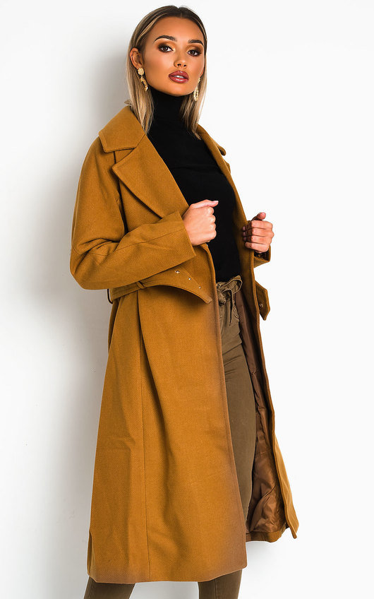 Annie Belted Coat