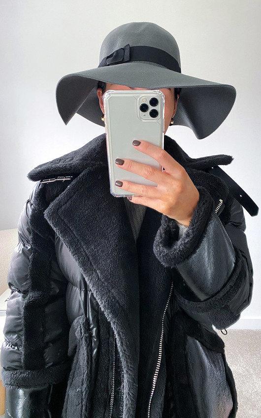 Arla Floppy Hat